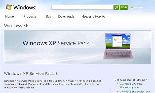 6 selamat anda baru saja meng-update/upgrade ke windows xp sp3